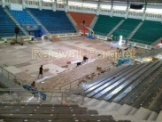 Proyek Gelanggang Basket CITRA ARENA Bandung